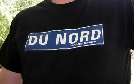 du Nord Shirt - Black